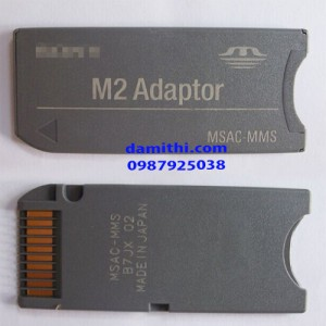 Sony M2 Adapter