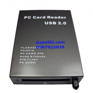 USB 2.0 Reader PCMCIA Flash ATA pc card