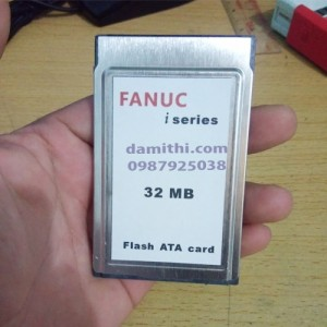 Flash card PCMCIA 32MB I Series
