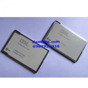 IBM Sram pcmcia memory card 1Mb