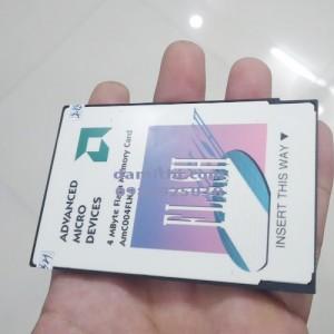 Thẻ nhớ ATA FLASH PCMCIA 4MB