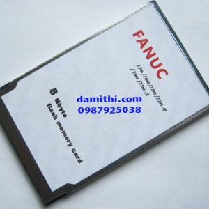 Flash ATA Fanuc 8MB pcmcia