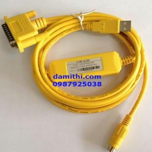Cáp lập trình PLC Mitsubishi USB-SC09