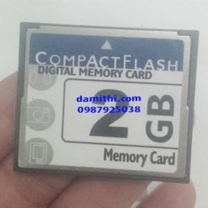 Thẻ CF Card 2gb