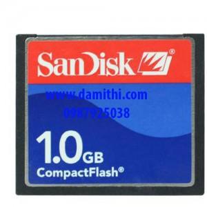 Thẻ nhớ CF 1GB Sandisk