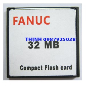 Thẻ CF card 32mb Fanuc