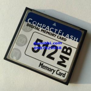 Thẻ nhớ CF 512Mb