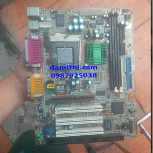 Mainboard p3 810 slot ISA MSI MS6137