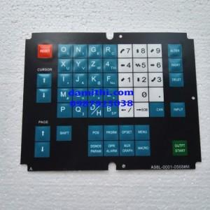 Bàn phím Máy CNC Fanuc 0M-A98L-0001-0568#M