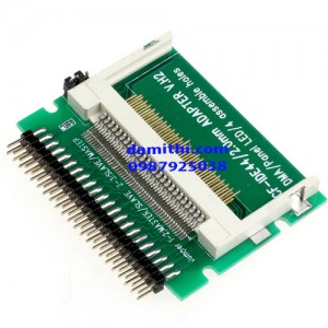Adapter convert CF IDE DMA44PIN