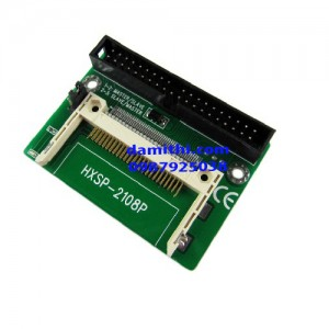 Adapter CF 3.5inch IDE DMA40PIN