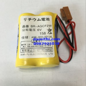 Pin nuôi nguồn FANUC BR-AGCF2W 6V