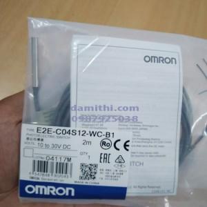 Cảm biến từ Omron E2E-C04S12-WC-B1