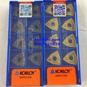 Chíp dao tiện CNC Hàn quốc