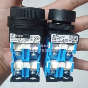 Nút nhấn không đèn Fuji AR22F0R-AR30F0R